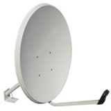 Ku band 45cm Satellite Dish Antenna and Accessory
