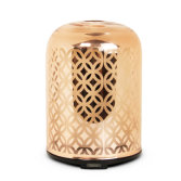 Rose gold aroma diffuser