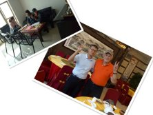 Guatemala Customer Visited our factory