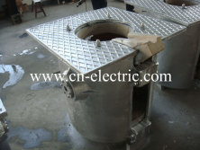 0.25ton Induction Smelting Furnace