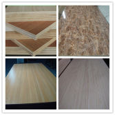 Melamine Paper laminted plywood