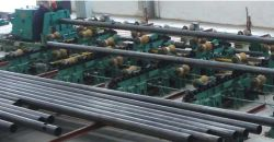 Shanghai BSW Petro-Pipe Co., Ltd -914 Pipe Ends Flattening&Chamfering Machine