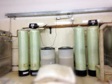 typical project of Automatic Water Softener