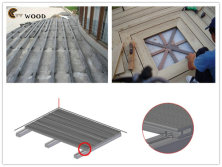 What′s the usage of joist? Must we use WPC joist?