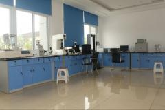 Product testing center