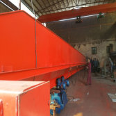 STEEL STRUCTURE SHIPMENT