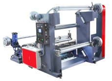 Jumbo Roll Paper Slitting & Rewinding Machine