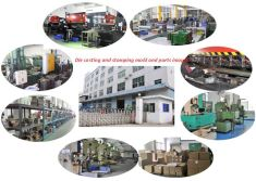 Die casting and stamping workshops