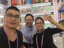 Canton Fair of 2016 -Show paper bags