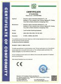 Wave soldering CE Certificates