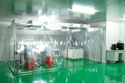 100-level clean rooms