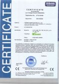 CE Certification of AC Contactor