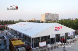 2013-2014 Tent for China Cross Country Rally