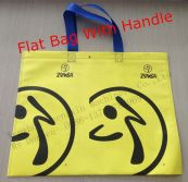Flat bag with Handle