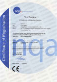CE Certificate of Ball blower B