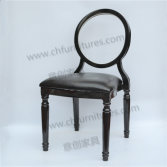 Black Louis Wedding Chair YC-D04-15
