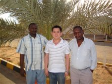 Africa Customers Visit