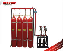 Zmc-40L Halon 1301 1211 Replacement Agent Extinguishing System