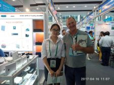 2017 canton fair,new booth
