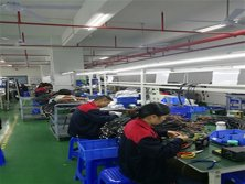Wire harness Production shop-2