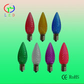 LED C7 christmas bulbs