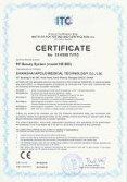 RF Slimming Machine CE Medical Certificate