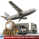 Air freight from China to Colombia