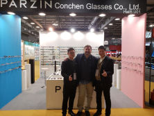 Milan optical fair