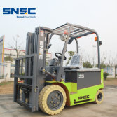 SNSC FD35 FB35 Forklift Truck to New Zealand