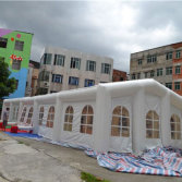 Giant Inflatable Tent for Shown