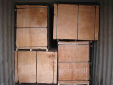pallet packing loading for plywood