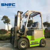 SNSC FB15 Electric Forklift Truck to Australia