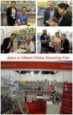 Jplus in Miami China Sourcing Fair, June, 2013