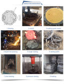 Iron Mould-Tectorial Sand Casting manhole Covers