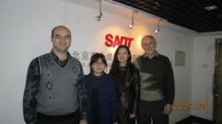 Ulkraine customer visited our company for futher cooperation