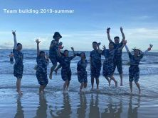 2019 Summer Team building