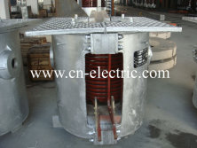 250kg Induction Melting Oven