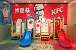 Playground was pointed be Great China Supplier by KFC