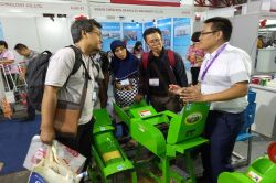 2017 Indonesia International Agricultural Machinery Exhibition