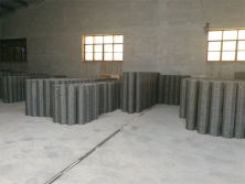 stainless steel wire mesh warehouse