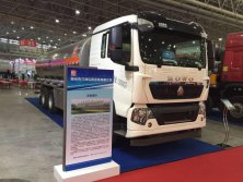 2015 China Commercial Vehicles Show