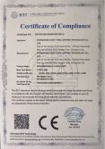 LED Rechargeable Flood Light CE Certificate