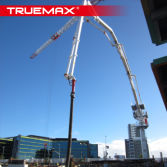 Concrete Placing Boom in Australia