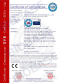 CE Certificate for Liquid Nitrogen Container