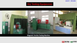 Key Testing Equipments