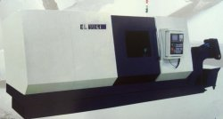 EL Series High Efficiency, High Precision Luxury CNC Turning Center.