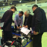 Mitex 2015 in Moscow
