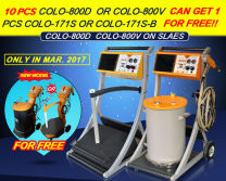 Promotion of Colo-800D Series Powder Coating Equipment