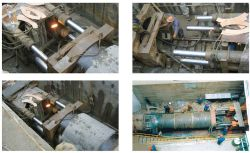Tube Pushing Hydraulic Cylinder