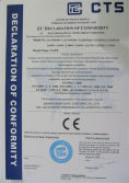 CE Certificate for LED Street Lights